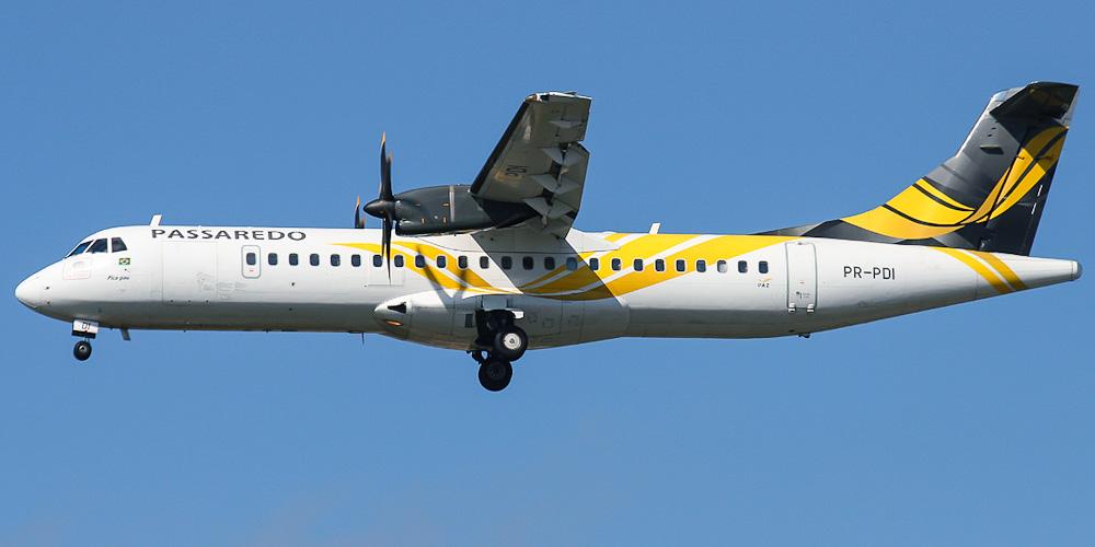Passaredo Linhas Aereas airline