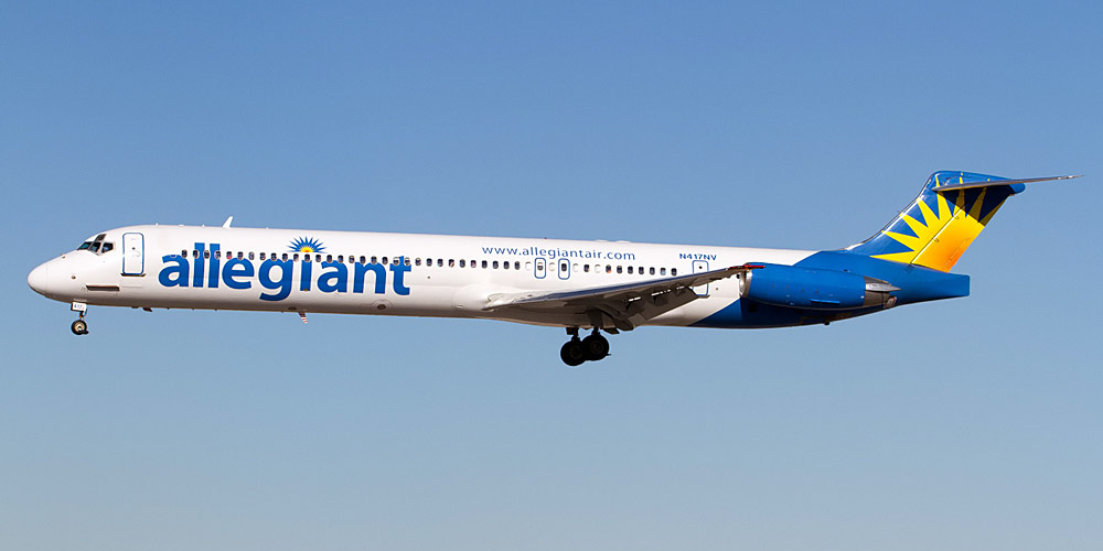 Allegiant Air Airline Code Web Site Phone Reviews And