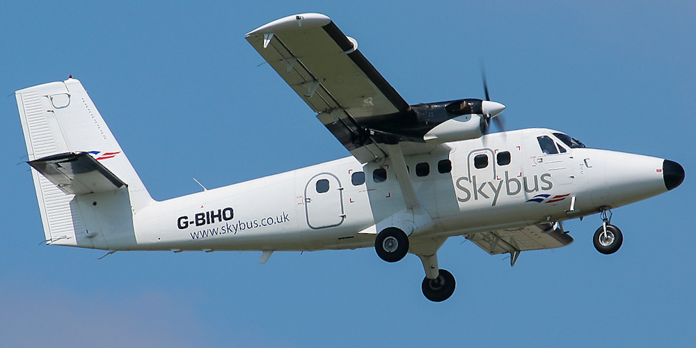 Isles of Scilly Skybus airline