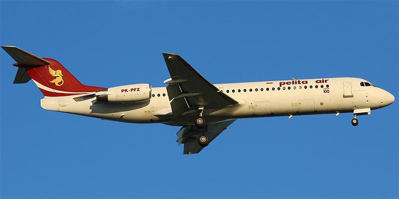 Pelita Air Service airline