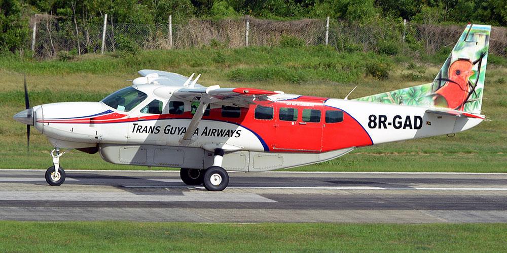 Trans Guyana Airways airline