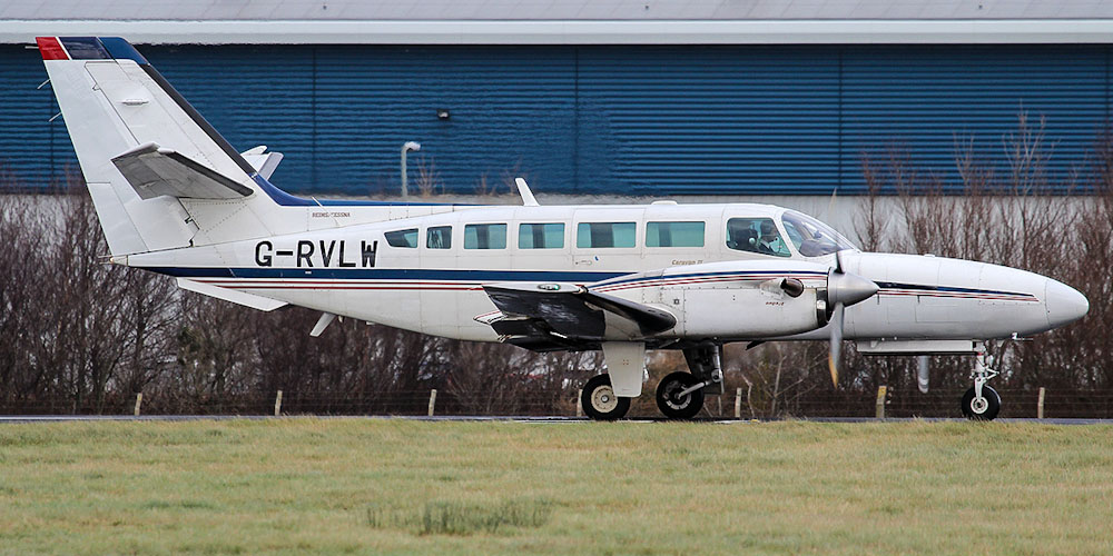 Cessna 404 Titan авиакомпании RVL Aviation