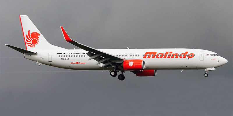 Malindo Air airline