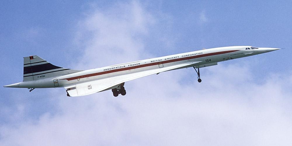 Concorde- пассажирский самолет. Фото, характеристики, отзывы.