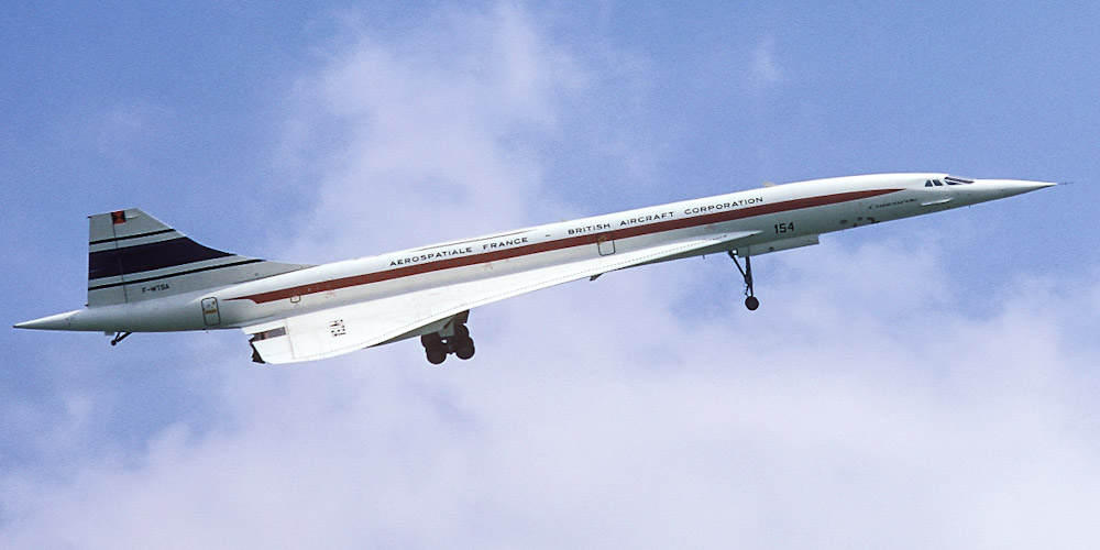 Concorde- passenger aircraft. Photos, characteristics, reviews.