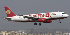 Kingfisher Red airline