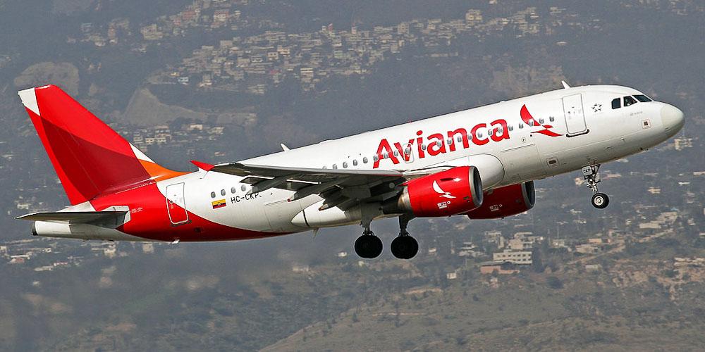 Avianca Ecuador airline