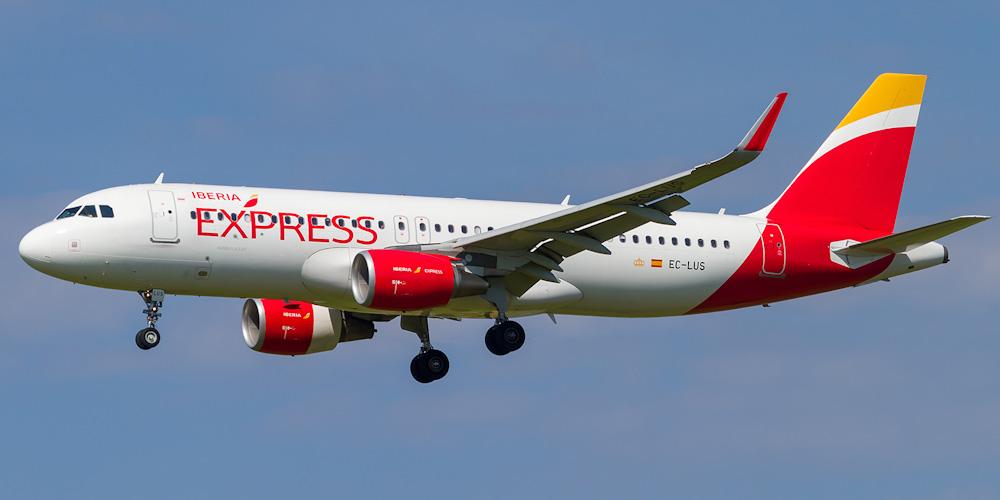 Iberia Express airline