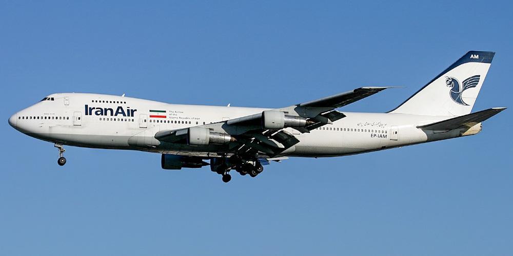 Boeing 747-100- пассажирский самолет. Фото, характеристики, отзывы.