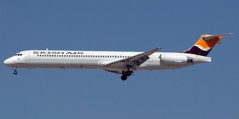 Kish Air airline