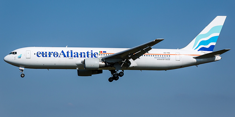 Euro Atlantic Airways airline