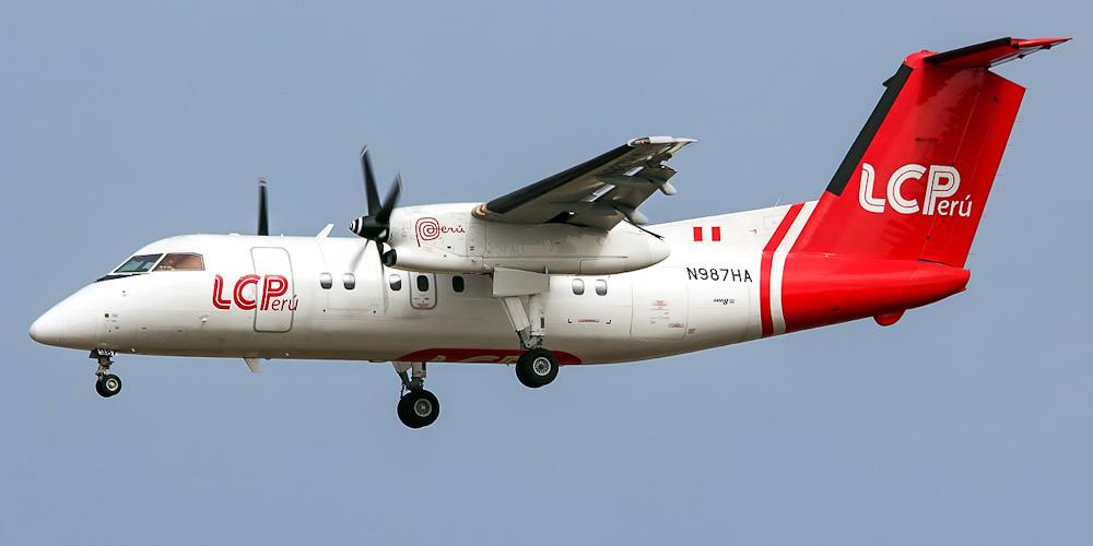 LC Peru airline