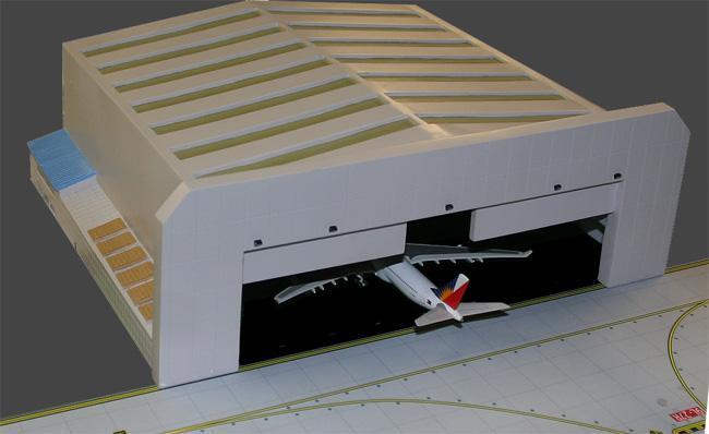 Ангар для самолетов