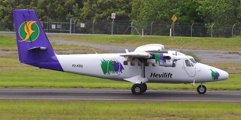 Hevilift airline
