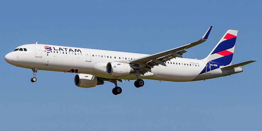 LATAM Express airline