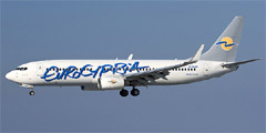 Авиакомпания Юросайприа Эйрлайнз (Eurocypria Airlines)
