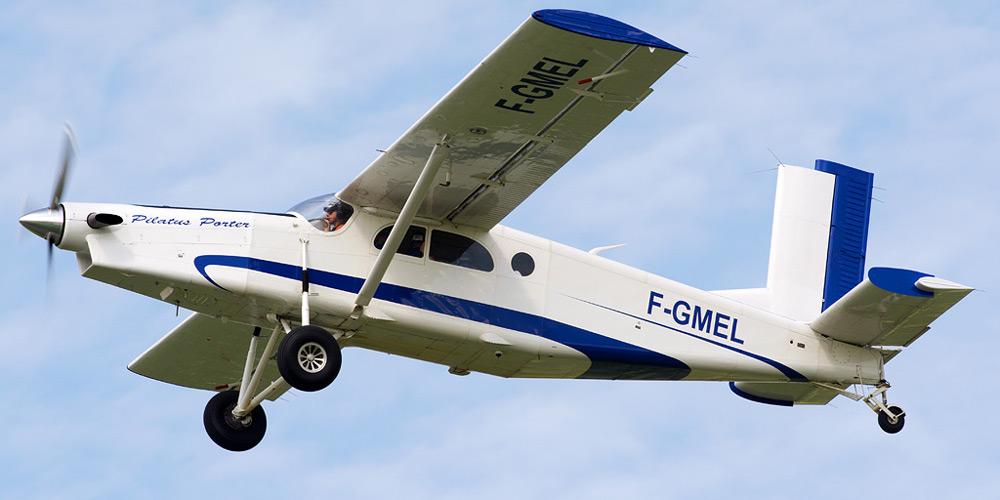 Pilatus PC-6 Porter- пассажирский самолет. Фото, характеристики, отзывы.
