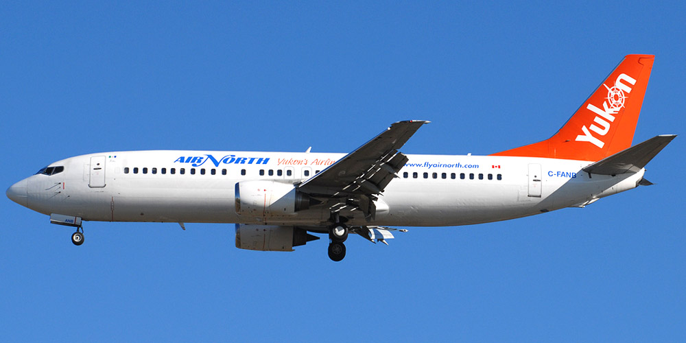 Boeing 737-400 авиакомпании Air North