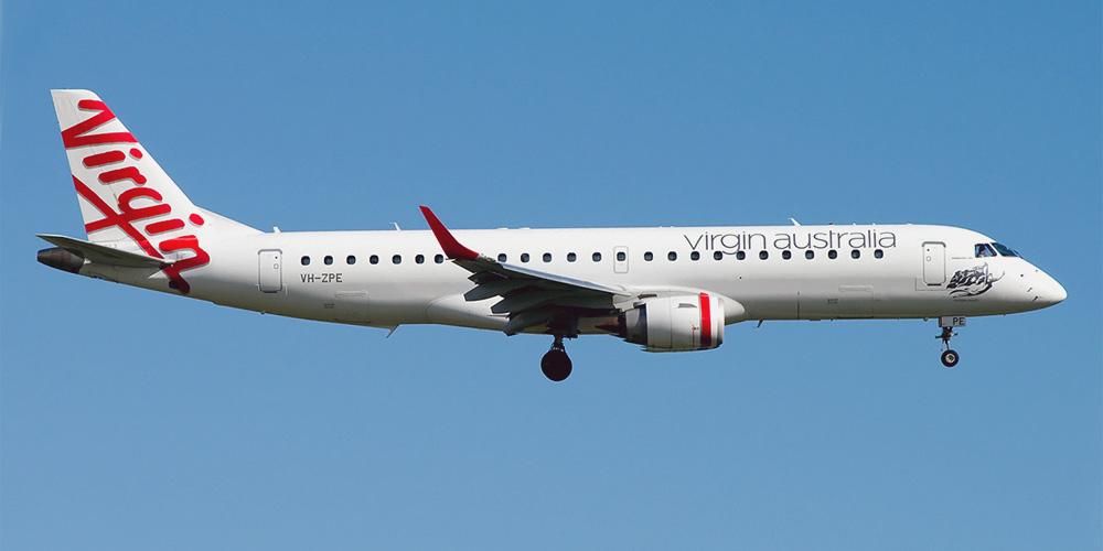 Embraer 190- passenger aircraft. Photos, characteristics, reviews.