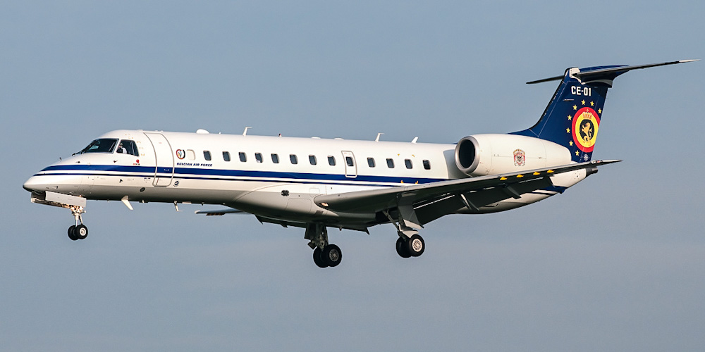 Embraer ERJ-135- passenger aircraft. Photos, characteristics, reviews.