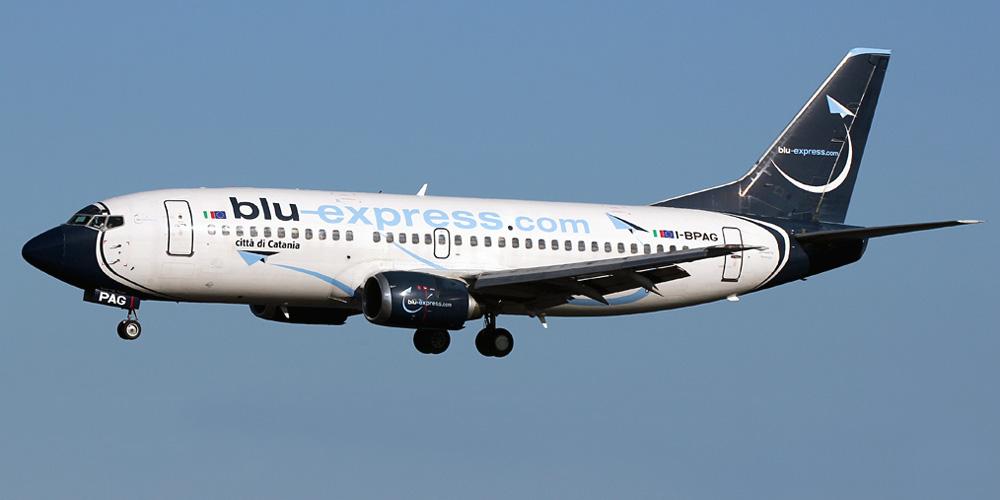 Blu-Express airline