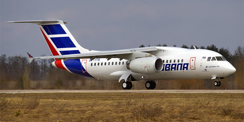 Антонов Ан-158- пассажирский самолет. Фото, характеристики, отзывы.