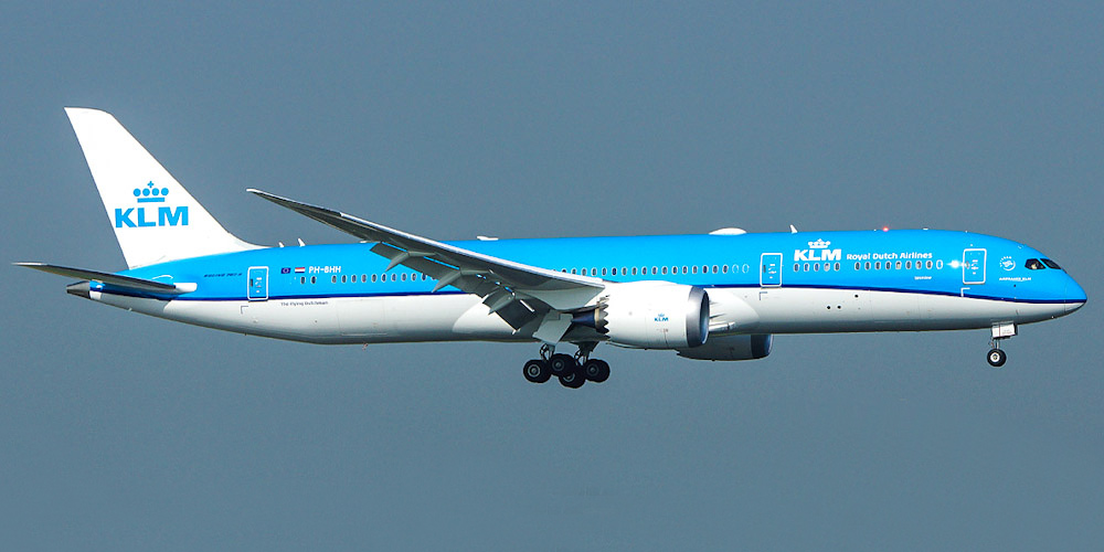 KLM Royal Dutch Airlines airline