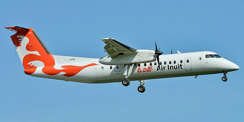 Bombardier Dash 8 Q300- пассажирский самолет. Фото, характеристики, отзывы.