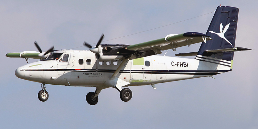 DHC-6 Twin Otter- passenger aircraft. Photos, characteristics, reviews.