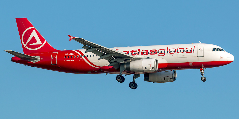 Atlasglobal airline