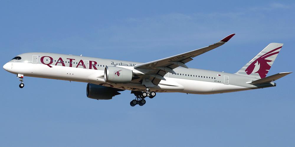 Airbus A350-900- пассажирский самолет. Фото, характеристики, отзывы.
