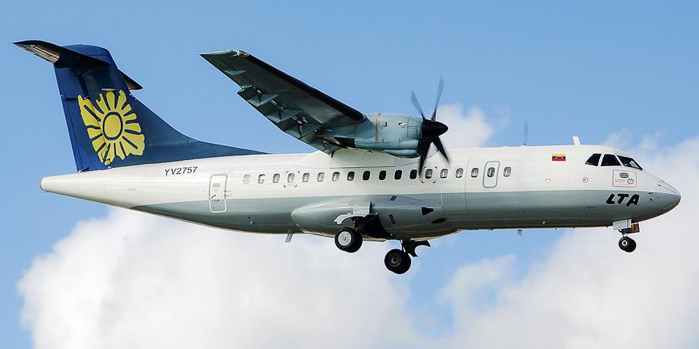 Linea Turistica Aereotuy airline