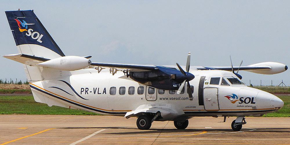 Sol Linhas Aereas airline
