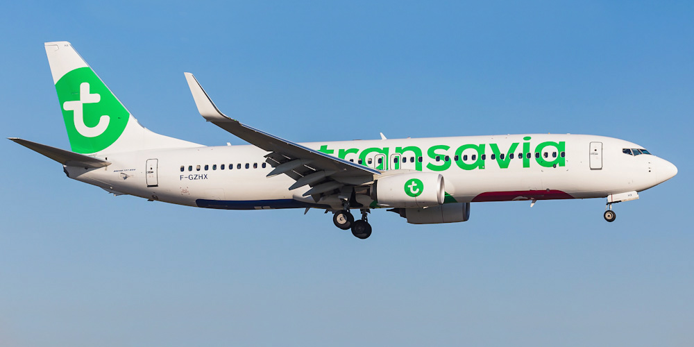 Transavia France airline