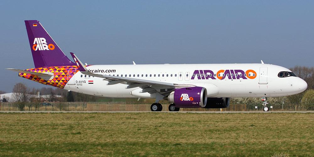Air Cairo airline