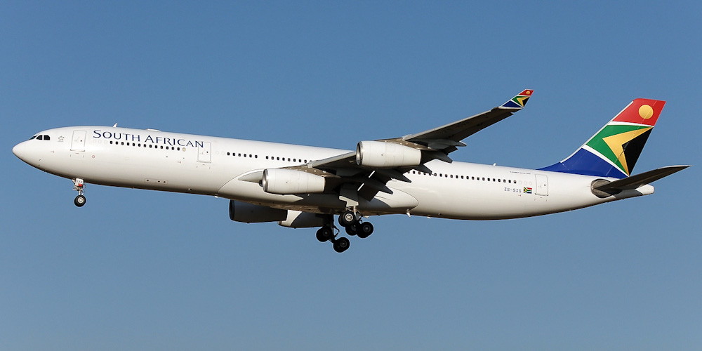 South African Airways airline