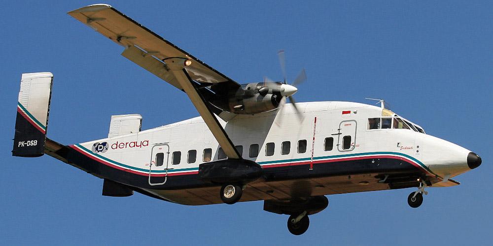 Shorts 330- passenger aircraft. Photos, characteristics, reviews.
