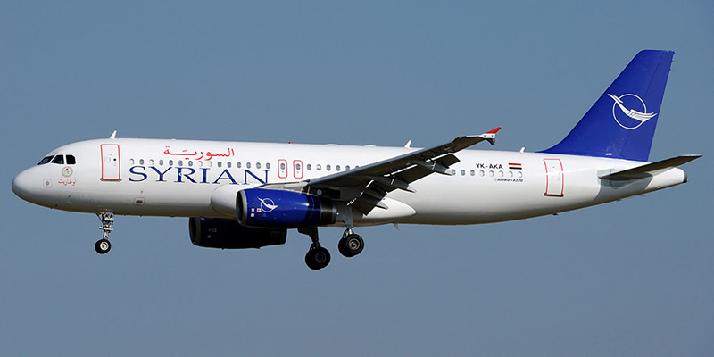 SyrianAir airline