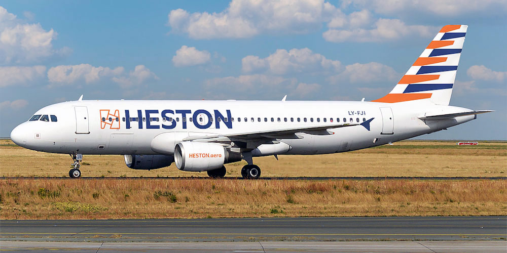 Heston Airlines airline