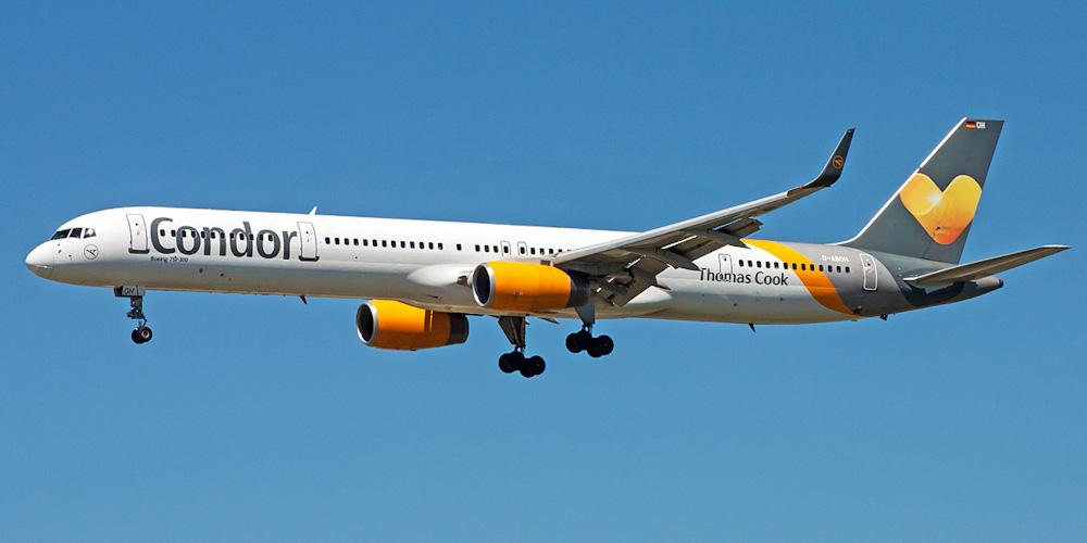 Boeing 757-300- пассажирский самолет. Фото, характеристики, отзывы.