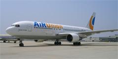 Авиакомпания AiRUnion