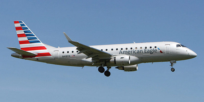 Embraer 175- passenger aircraft. Photos, characteristics, reviews.