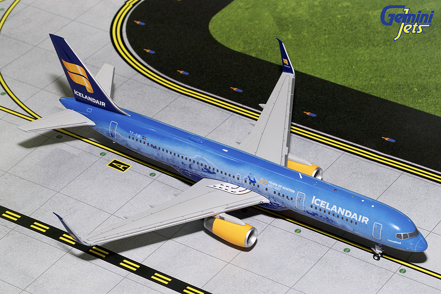 "Boeing 757-200 ""80 лет"""