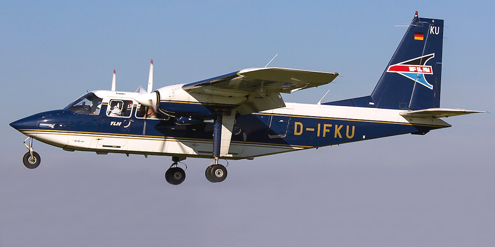 FLN Frisia Luftverkehr airline