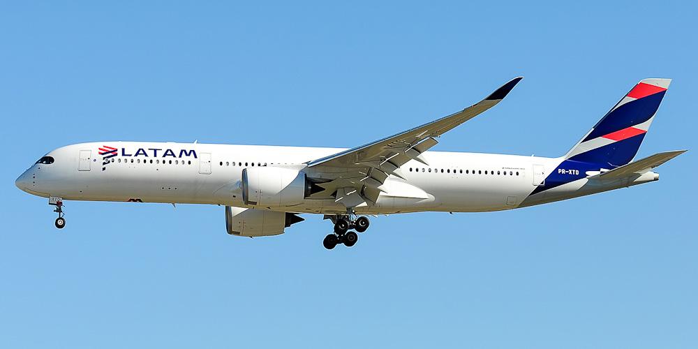 LATAM Brasil airline