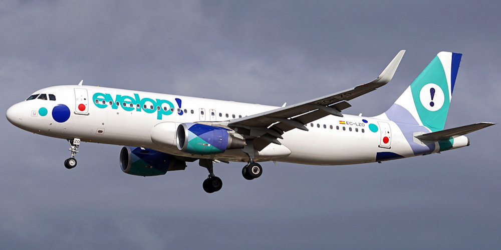 Evelop Airlines airline
