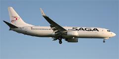 Saga Airlines airline