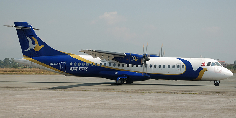 Buddha Air airline