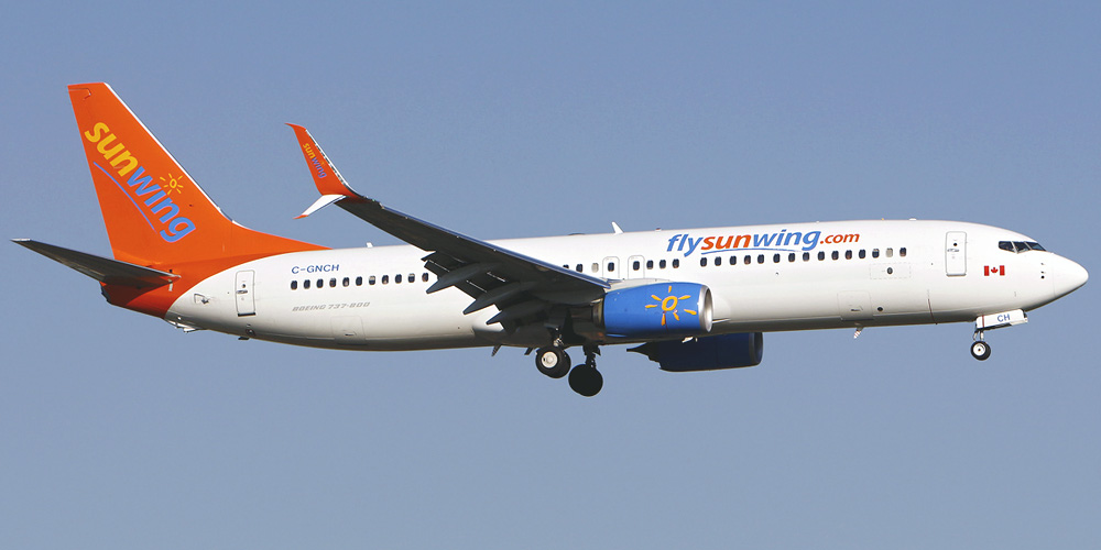 Sunwing Airlines airline