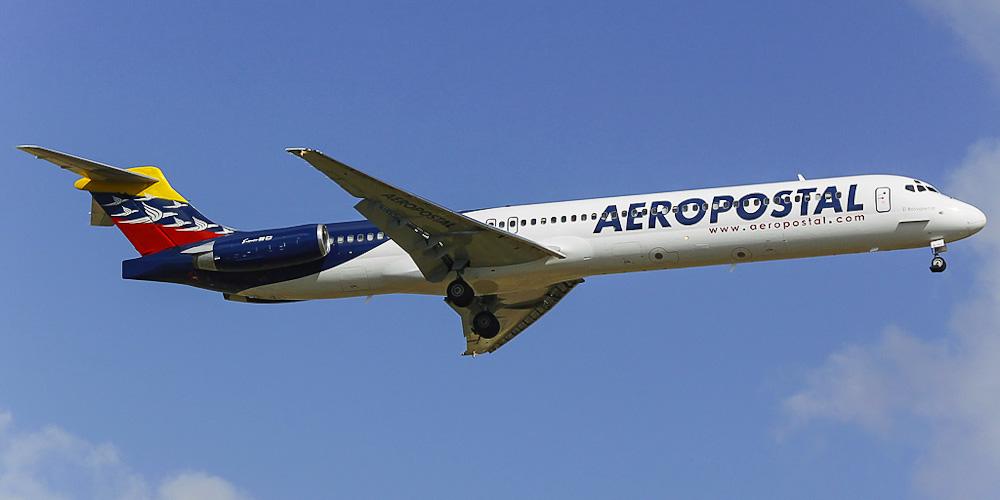 Aeropostal – Alas de Venezuela airline
